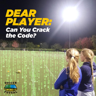 Caro jogador(a), você consegue quebrar o código?