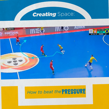 Creating Space: How to Beat the Pressure