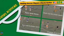 Rotazioni calcistiche: rendere i giocatori di calcio (molto) migliori