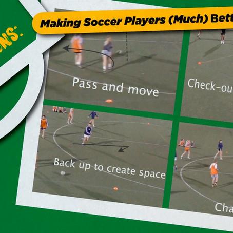 Rodízios de Futsal: Desenvolvendo Jogadores de Futebol