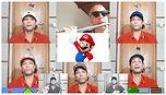 Mario Theme - Rodrigo Domingos capa OK.j