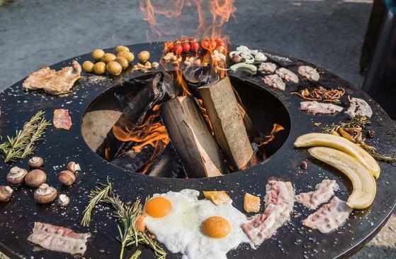 Ofyr - Plancha - Barbecue - Brasero