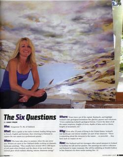 Oakland Magazine 2009