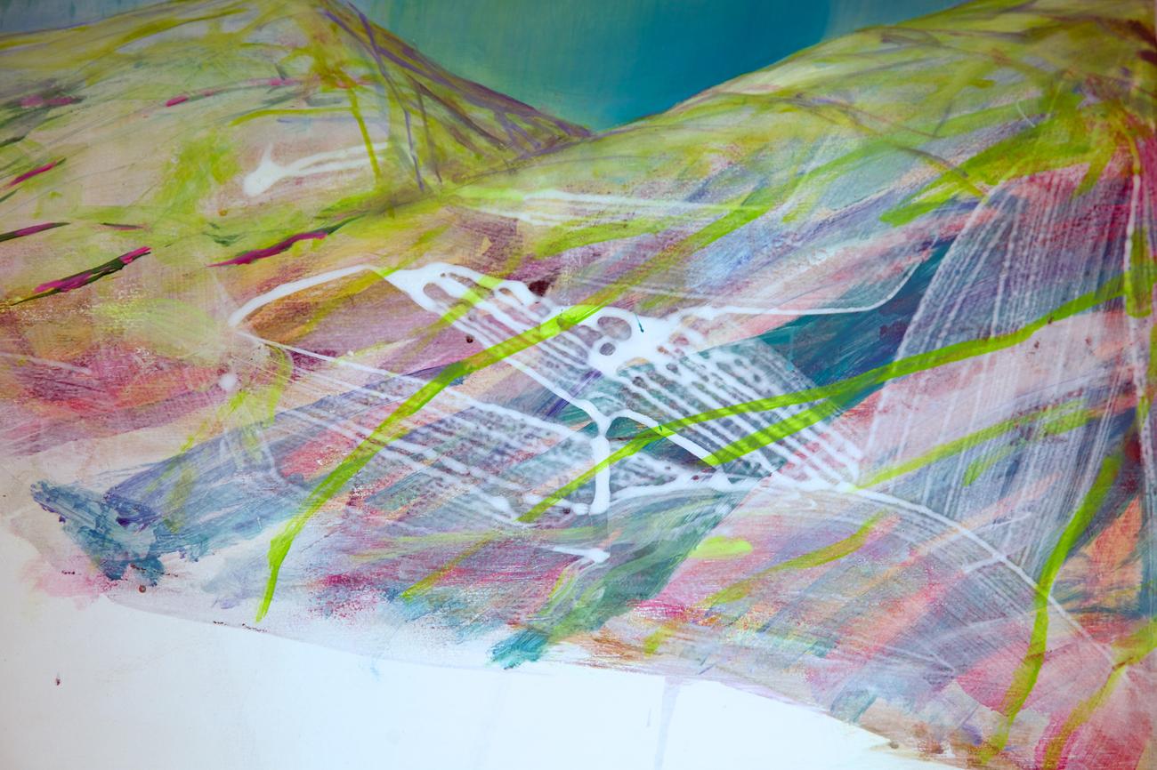 Detail: Aurora Skaftafell  II