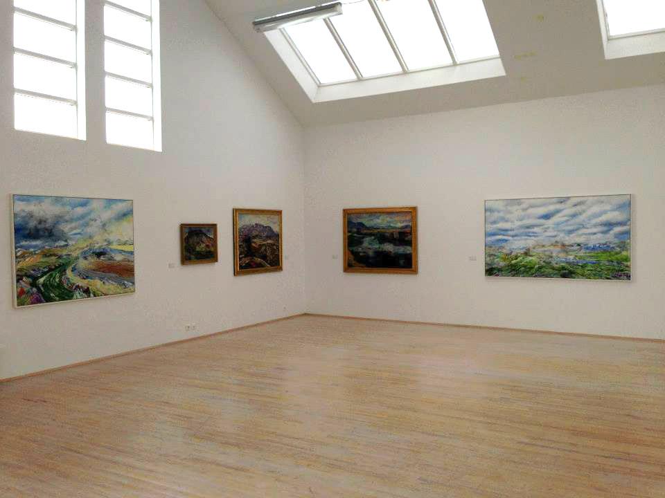 Árnes Art Museum, Iceland, 2013