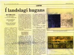 Morgunblaðið 2000