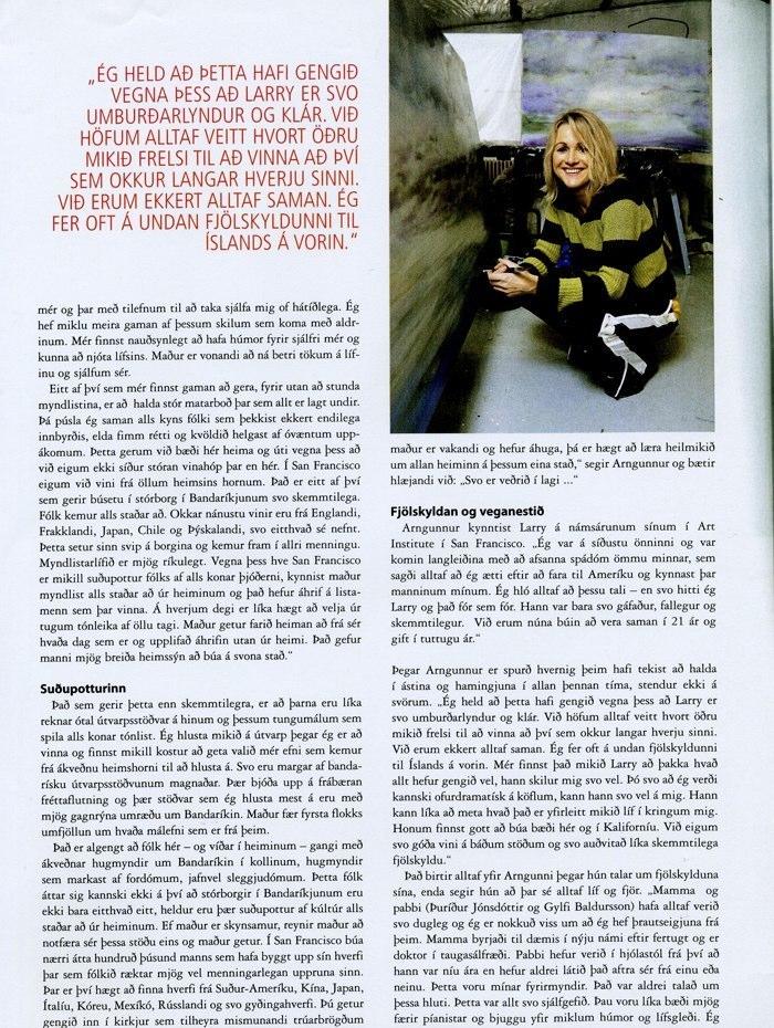 Nýtt Líf 2007 page 2