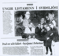 Kjarvalsstaðir 1991