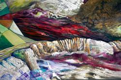 Detail: Crater Rim
