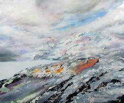 Þvottárskriður 2009