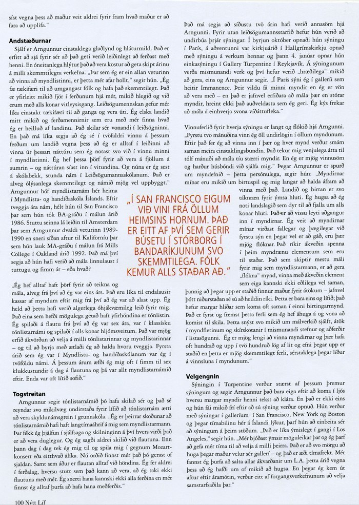 Nýtt Líf 2007 page 3