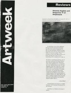 Artweek 2005