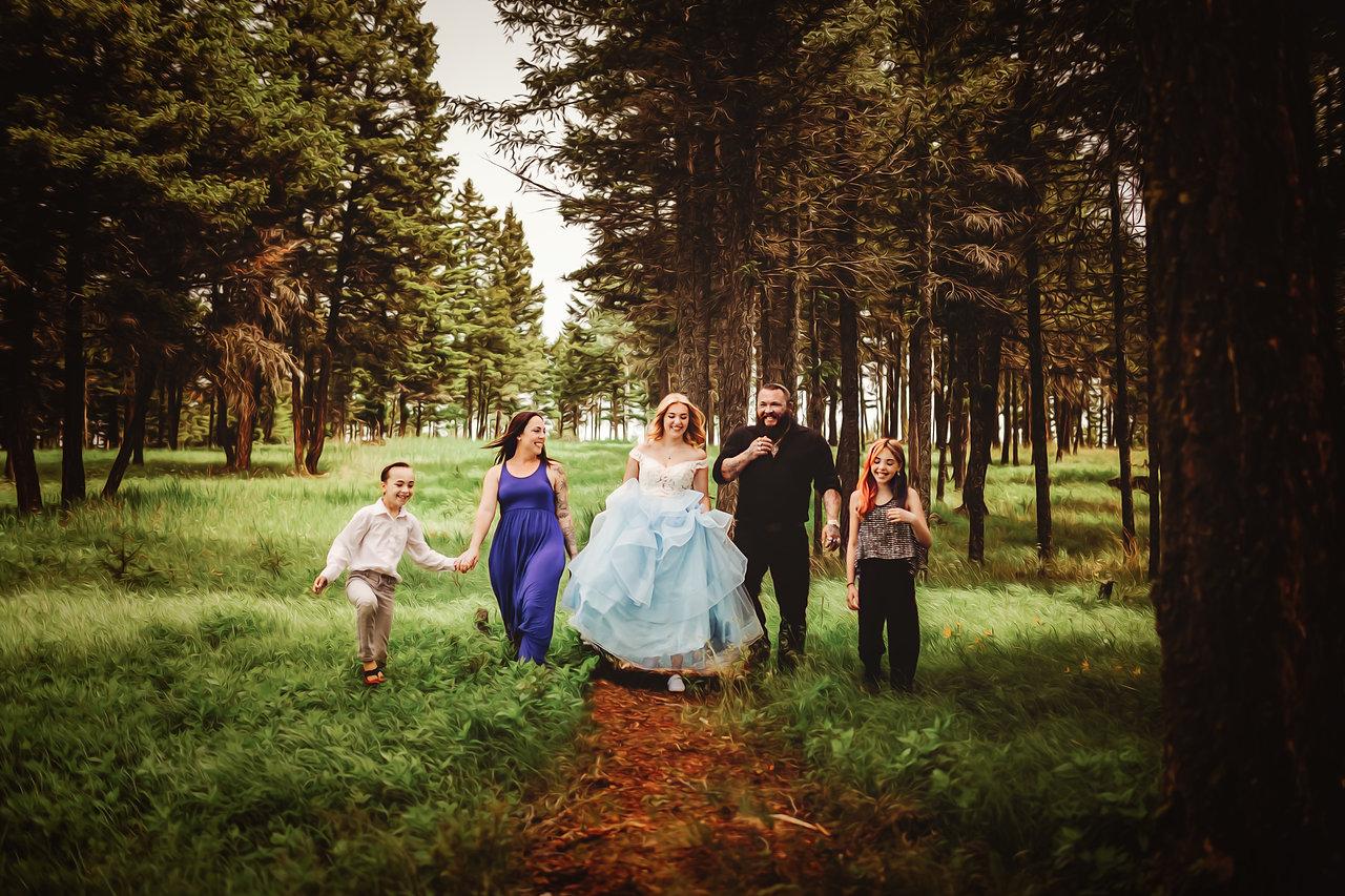 Dawson Creek Photographer