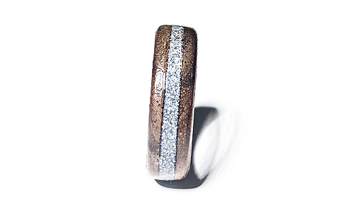 Walnuss Silver Inlay