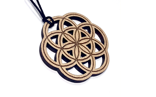 New Flower of Life Cut