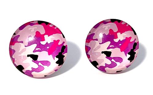Camo Lila & Pink