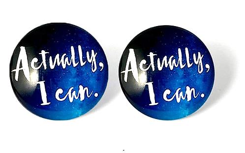 Actually I can