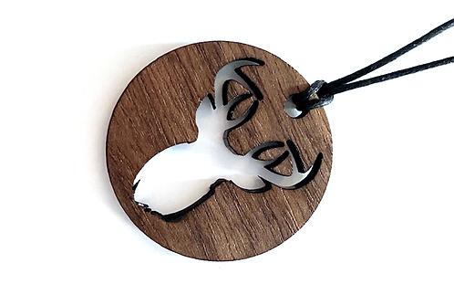 New Deer Halskette
