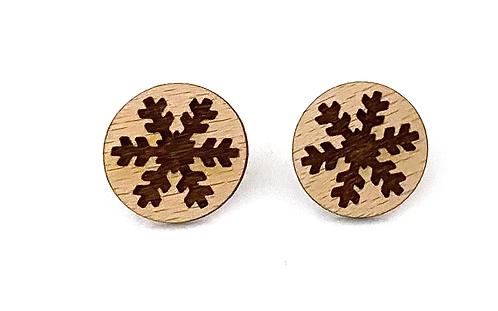 Round Snowflake
