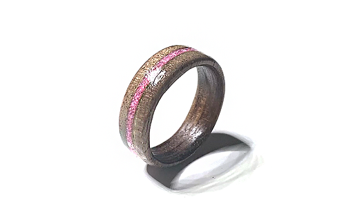 Nut Light Pink Inlay
