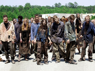 O que vi da vida - The Walking Dead