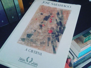 A Caverna, de Saramago