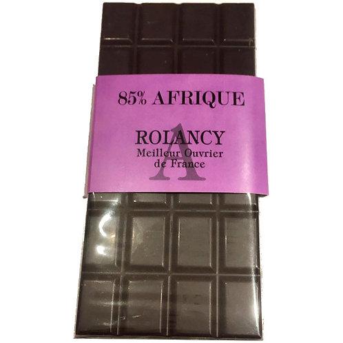Tablette chocolat 40% lactée