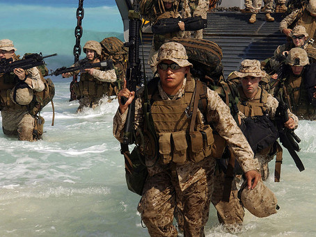 The US Marine Corps of the Future Has Tunnel Vision