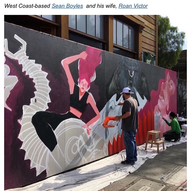 Thank you _streetartnyc for the feature!