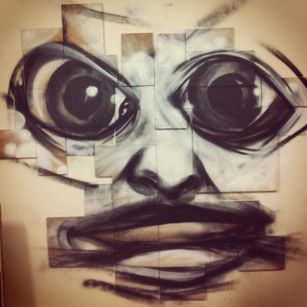 tile face