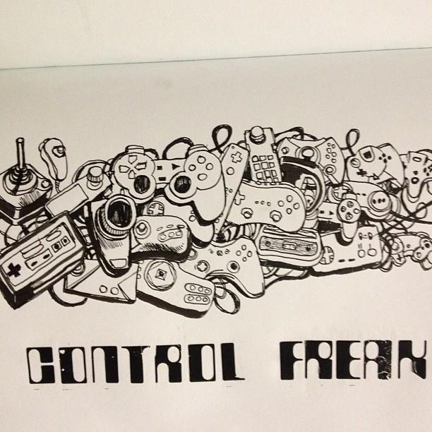 #controlfreak