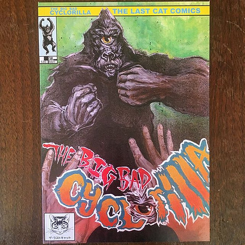 The Big Bad Cyclorilla book