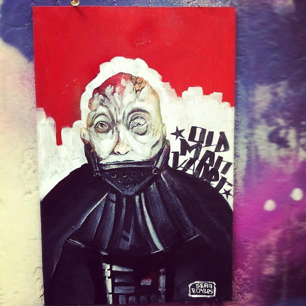 Old Man Vader