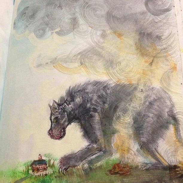#bigbadwolf