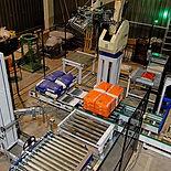 EC-61 FUJI-ACE Robotic Palletizer