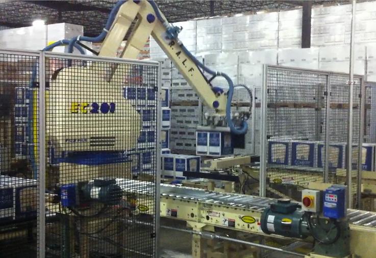 FUJI-ACE EC-201 Palletizing Robot