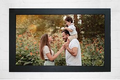 Sarah Walton Photography Framed Canvas