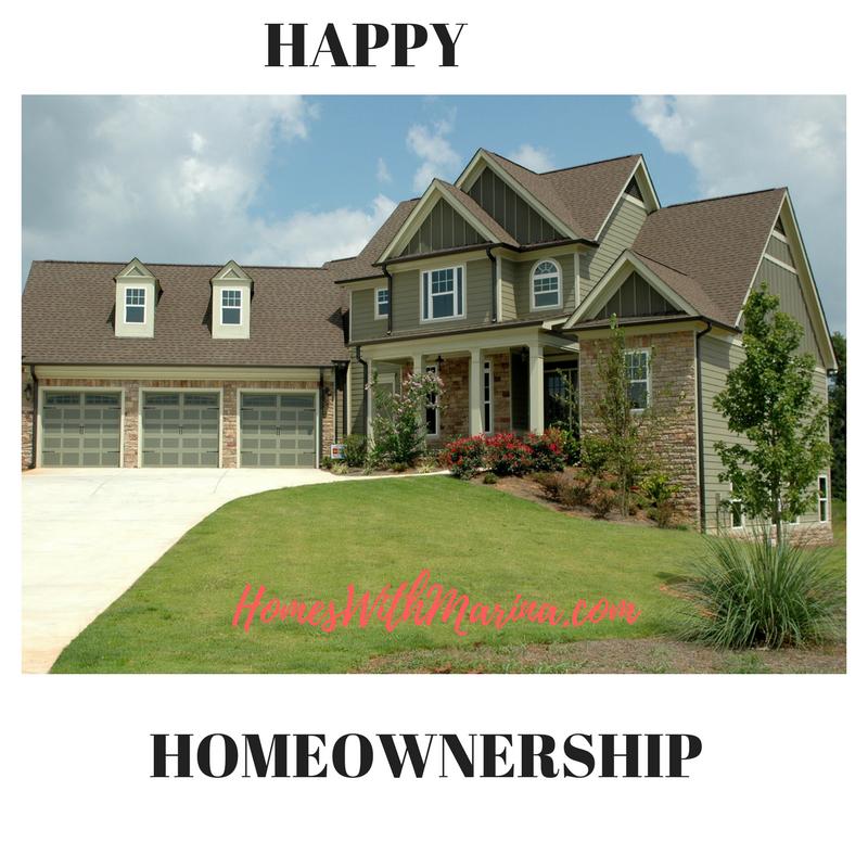 Happy homeownership!