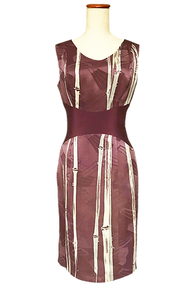 Bamboo Forest dress