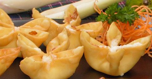 cheese rangoon