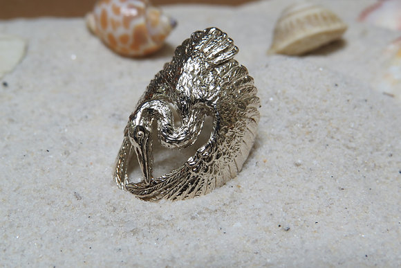 Sea Life Bird Ring