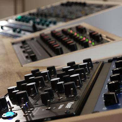 sonicmastering - Studiotisch