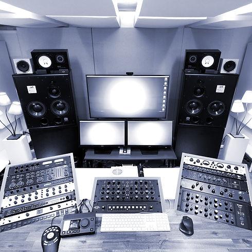 sonicmastering - studio oben