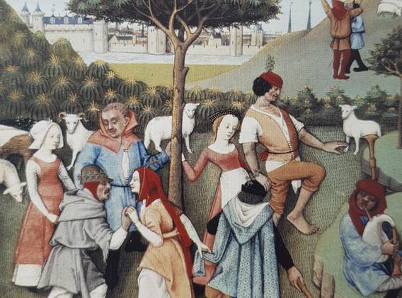 La danse de la Renaissance