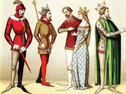 La cour médiévale