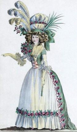La mode royale