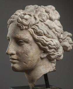 La chevelure romaine