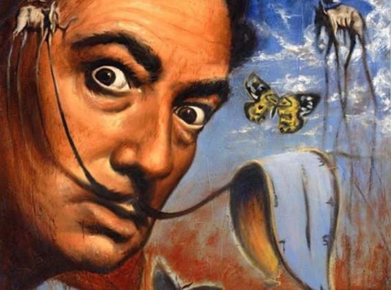 Le surréalisme (Salvador Dalí): Breton, Elouard