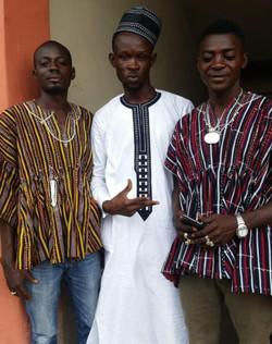 Le style africain