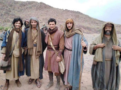 Les bédouins d'Arabie